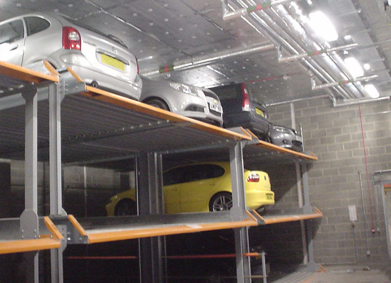 eParking Systems